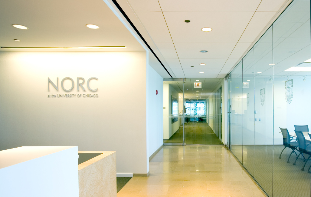 NORC at the University of Chicago.